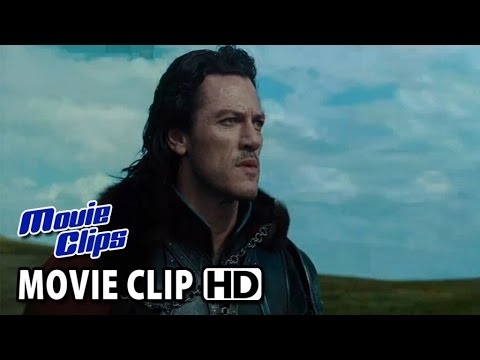 Dracula Untold Movie CLIP - Vlad´s son (2014) - Luke Evans HD