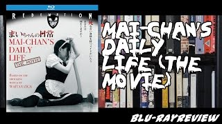 Nonton Mai Chan   S Daily Life  The Movie Blu Ray Review Film Subtitle Indonesia Streaming Movie Download