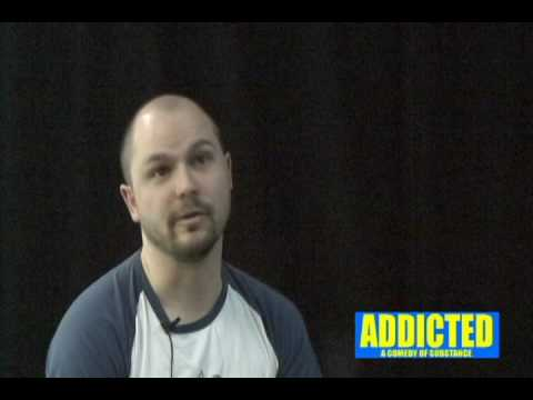 Addicted: Richard talks about Third Degree Theatre's production of Addicted - a comedy of substance