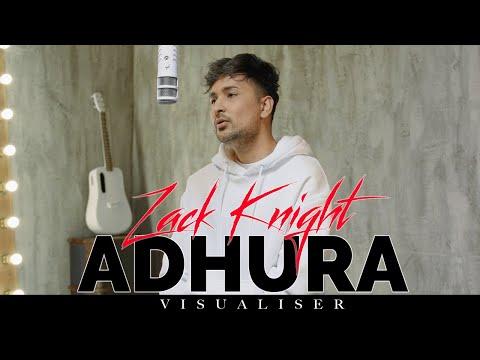 Zack Knight - Adhura (Visualizer)