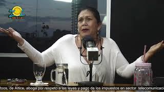Maridalia Hernández con tremendo debate sobre la entrega del gran Soberano