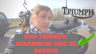 4. Triumph Scrambler 1200 XE Review - what a bike🤩