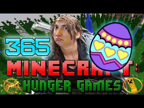 Minecraft: Hunger Games w/Mitch! Game 365 – How To Find Secret Easter Eggs!