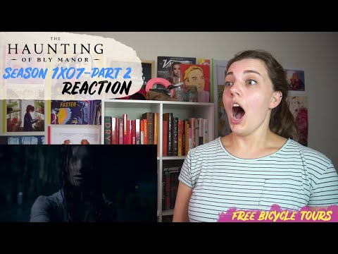 "The Haunting of Bly Manor Season 1 Episode 7 ""The Two Faces, Part Two"" REACTION Part 2"