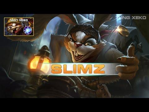 Slimz - Lần đầu chơi Thỏ Tài Phiệt - Liên Quân Mobile - Realm of Valor - Thời lượng: 49:45.