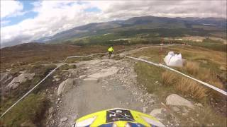 Image: Training Fort William BDS with Bernard Kerr and Alexandre Fayolle