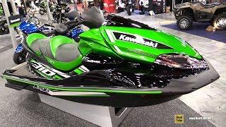 1. 2019 Kawasaki Ultra 310 LX Jet Ski - Walkaround - 2018 AIMExpo Las Vegas
