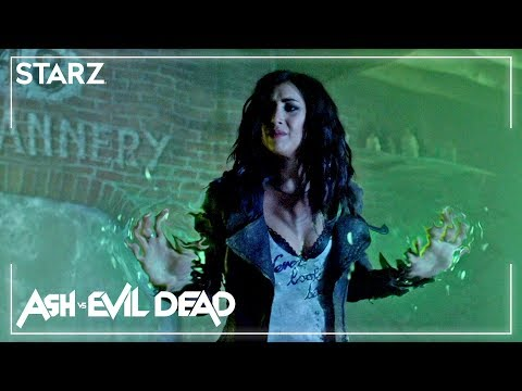 Ash vs Evil Dead | Inside the World of Ash vs Evil Dead | Season 3, Episode 8 | STARZ