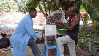 Field Testing Pepper Shredder Prototype In Ethiopia