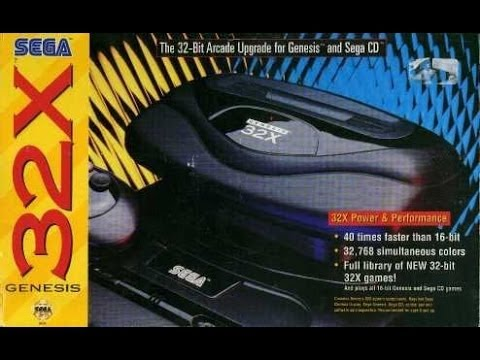 Console Theory: Was the SEGA 32X Garbage or Great?