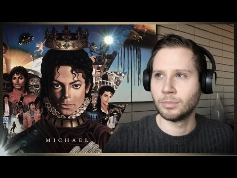 MICHAEL BY MICHAEL JACKSON FIRST LISTEN + ALBUM REVIEW