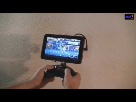 MVGS3-USBOTG-EDITION : Turn smartphones and tablets into handheld game consoles