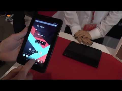 Vodafone Smart Tab III'ün 7 inç modeline ilk bakış