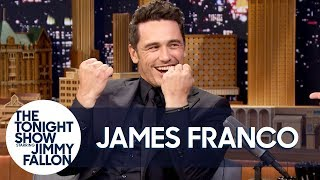 Video James Franco Does His Impression of The Room's Tommy Wiseau MP3, 3GP, MP4, WEBM, AVI, FLV Desember 2018