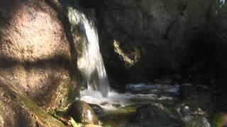 Дзен сад. Водопады.