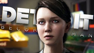IS THAT SUPPOSED TO HAPPEN!? | Detroit:Become Human - Part 2