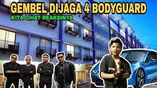 Video GEMBEL DIJEMPUT MOBIL MEWAH DAN 4 BODYGUARD !!! - SOCIAL EXPERIMENT MP3, 3GP, MP4, WEBM, AVI, FLV Juni 2019
