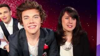One Direction Wax Figures Launch at Madame Tussaud's