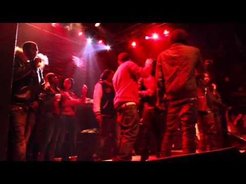 King Louie LIVE at Mojoes of Joliet 2015