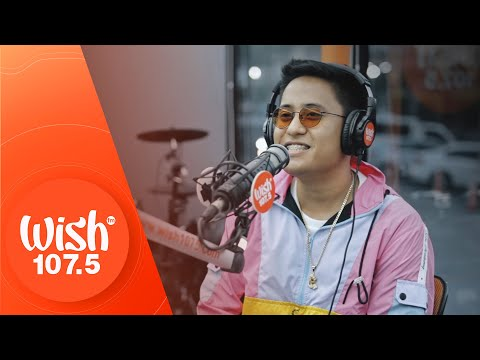 """Matthaios performs """"Catriona"""" LIVE on Wish 107.5 Bus"""