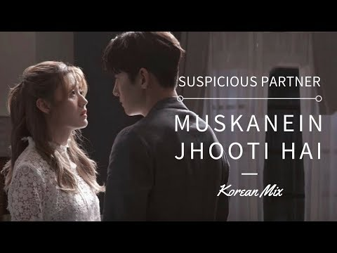 Muskanein Jhooti Hai | Suspicious Partner | Korean Mix
