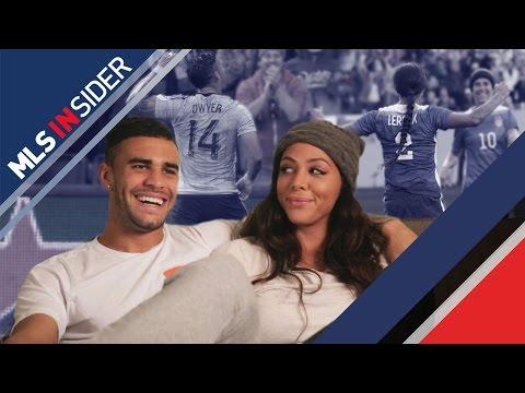 Dom Dwyer and Sydney Leroux are a striking partnership   MLS Insider (видео)
