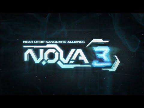 N.O.V.A. 3 - Near Orbit Vanguard Alliance Trailer