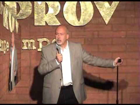 Comedian Mark Cordes.wmv