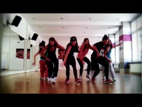 KASIA JUKOWSKA workshop Diana King – shy guy (dancehall mix)