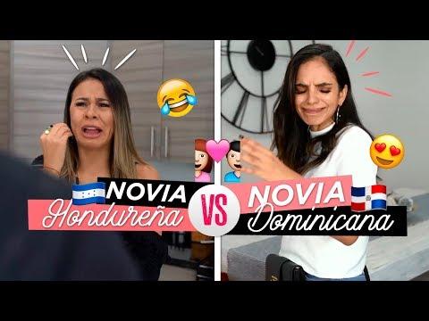  NOVIA HONDUREÑA VS NOVIA DOMINICANA   Feat Ana Alvarado ( Lipstick Fables)|  Glency Feliz