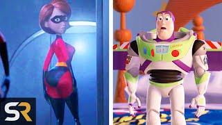Video 10 Secrets About The Disney Pixar Universe That Will Blow Your Mind MP3, 3GP, MP4, WEBM, AVI, FLV Oktober 2018