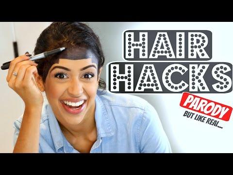 WORLD'S BEST HAIR HACKS!