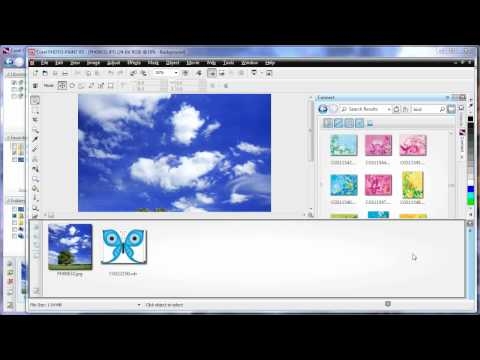 EN - 11 Learning The Basics - Corel CONNECT (CorelDRAW Graphics Suite X5)
