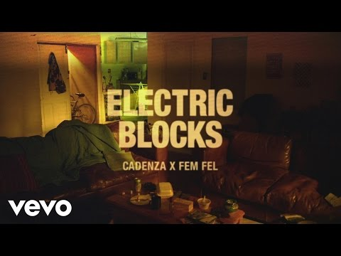Cadenza shares video for 'Electric Blocks'