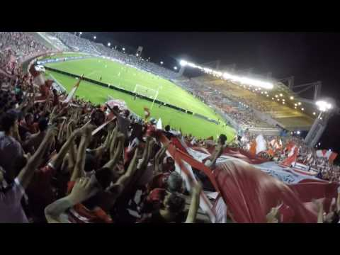 Mardel 2017 - Independiente 0-0 Racing | Hay una cosa que solo le pido a Dios... - La Barra del Rojo - Independiente