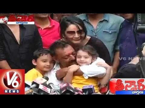 Sanjay-Dutt-To-Release-His-Book-Penned-In-Jail-Teenmaar-News-V6-News-08-03-2016