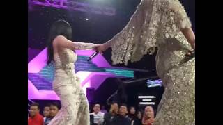 Dewi Persik & Soimah gila gilaan