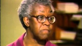 This video is about Interview Gwendolyn Brooks.