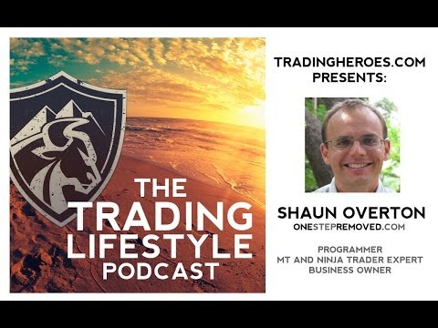 TTL #16 // Shaun Overton – How Custom Programming Can Help Almost Any Trader