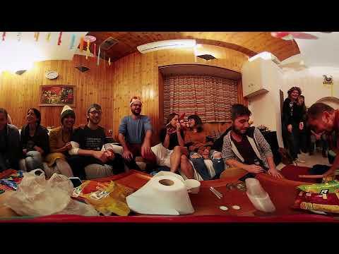 Hadas surprise party vr 3d 360