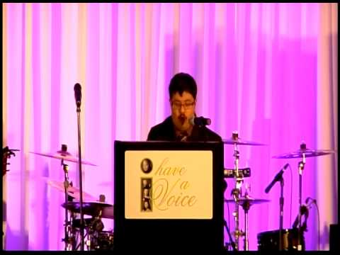 Ver vídeoDown Syndrome: Farzin's Speech at GiGi's Playhouse Gala