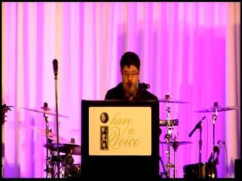 Watch videoDown Syndrome: Farzin's Speech at GiGi's Playhouse Gala