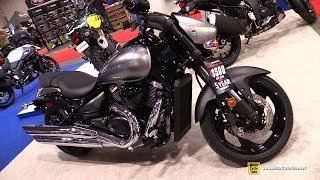 7. 2018 Suzuki Boulevard M90 - Walkaround - 2018 Toronto Motorcycle Show