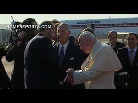 La historia de la relación entre Cuba y el Vaticano