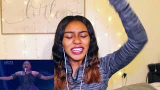 Video MARIA - NEVER ENOUGH (Loren Allred) - Indonesian Idol 2018 | REACTION MP3, 3GP, MP4, WEBM, AVI, FLV Juli 2018