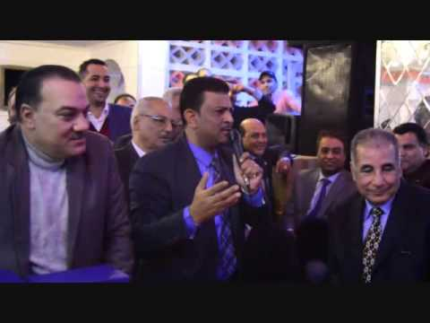 """""""أبو الوفا"""" يطالب بإنشاء مقر لمحامين الشرابية والزاوية """"وعاشور"""" يوافق"""