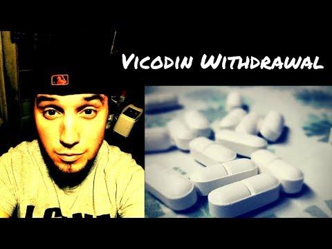 Severe Vicodin Withdrawal Symptoms!