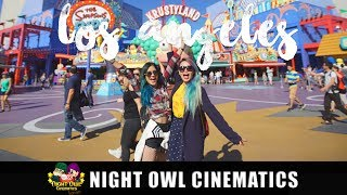 Video [4K] What To Eat and Do in Los Angeles, California (NOC Travel Guide!) MP3, 3GP, MP4, WEBM, AVI, FLV Juli 2018