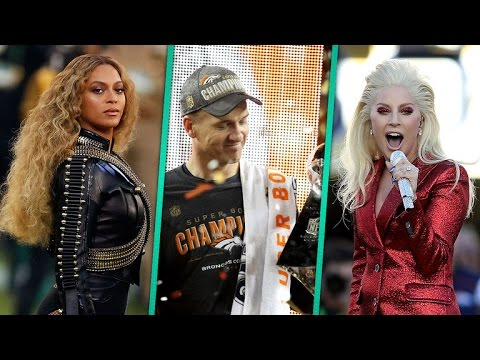 Six Moments You Didn't See on TV During Super Bowl 50