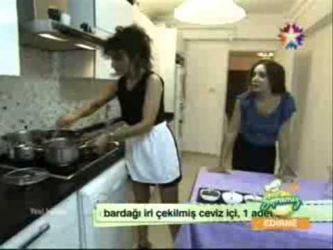 Melek Anne Restaurant 23 11 2012 Star Tv Soframiz Programi full